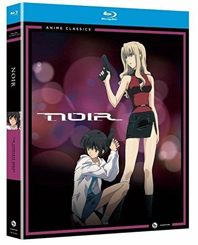 NEW Noir: Complete Series - Classic [Blu-ray]
