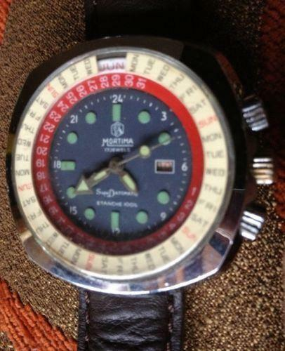 Mortima Watch | eBay