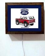 Ford Dealer Sign