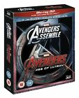 Avengers: Age of Ultron Box Set DVDs & Blu-ray Discs