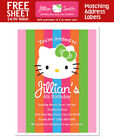 Hello Kitty Greeting Cards & Invitations
