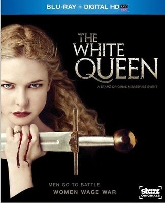 The White Queen [New Blu-ray] UV/HD Digital Copy, 3 Pack - Movie White Queen
