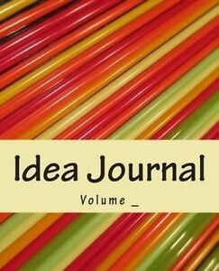 Idea Journal: Glass Stringer Cover by M, S. -Paperback