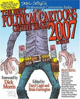 The Best Political Cartoons of the Year 2007