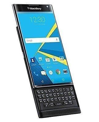 BlackBerry PRIV STV100-1 - 32GB - Black 4G LTE (T-Mobile unlocked) Smartphone A