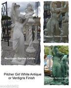 Female Garden Statue