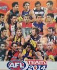 Checklist AFL & Australian Rules Football Trading Cards