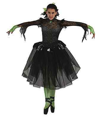 Wicked Witch Ballet, lyrical, character, musical theater, halloween costume
