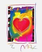 Peter Max Heart