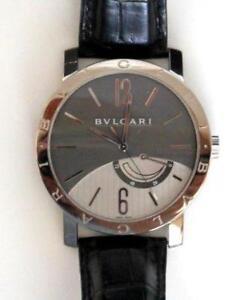 bvlgari watch men bvlgari mens gold watch