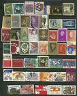 Machine Cancel Multiple European Stamps