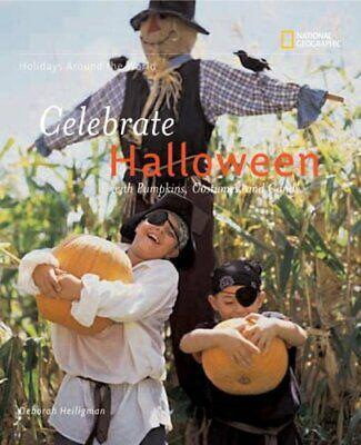 Halloween Celebration Around The World (Holidays Around the World  Celebrate Halloween with Pumpkins )