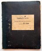 Betriebsbuch