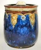 Royal Doulton Tobacco Jar