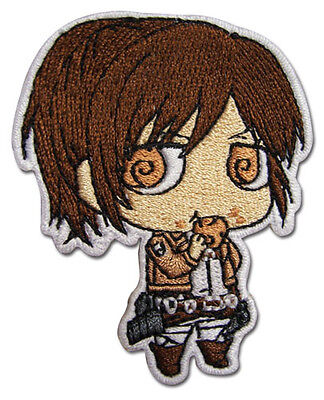 Attack On Titan Sd Sasha Iron On Patch New Authentic Licensed Product Sealed