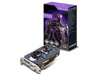SAPPHIRE AMD R7 265 2GB Graphics Card PCI Express