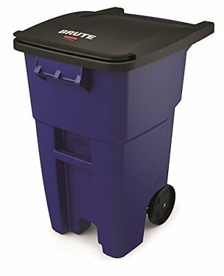 Rubbermaid Commercial Products BRUTE Rollout Waste/Utility C