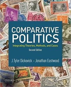 Comparative Politics, J. Tyler Dickovick and Jonathan Eastwood