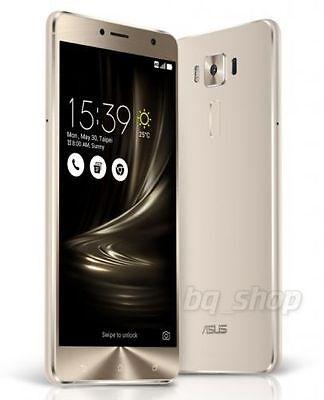 "Asus Zenfone 3 Deluxe ZS550KL 64GB Silver Dual 4GB RAM 5.5"" Android Phone FedEx, usado comprar usado  Enviando para Brazil"