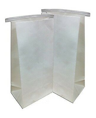 Dental Delivery Bags Heavy Duty Paper Bags 500pcs 11 X 5.5