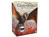 NEW Game Of Thrones Season 1-6 HD DVD New Boxset Sealed - UK SELLER