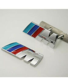 Wholesale BMW Front Metal Grill and Boot SET M-Tech Power Sport Badge Emblem 1 3 5 6 7