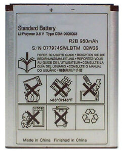 Replacement Battery For Sony Ericsson Cybershot K790C J100A K800 1 Pack New
