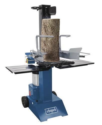 Scheppach Holzspalter HL805 Hydraulikspalter stehend Brennholz - 8T 230V 3000W