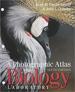 A Photographic Atlas for the Biology Laboratory - by Kent M. Van