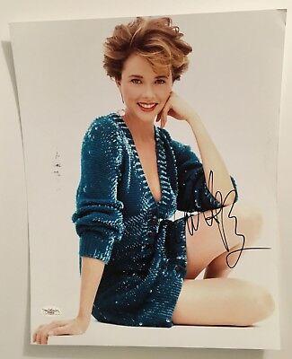 Annette Bening  11X14 Psa Photo Jsa Coa Sticker F43609  American Beauty