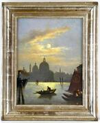 Ölgemälde Venedig