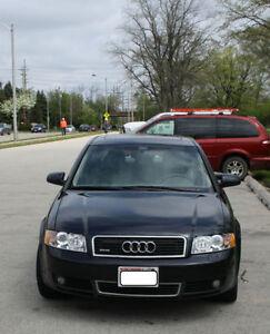 2003 Audi A41.8 T , Quattro , B6