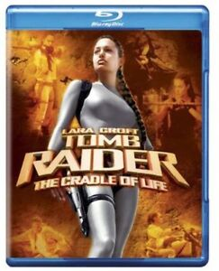 Lara Croft Tomb Raider-Cradle Of Life (2013, Blu-ray New) BLU-RAY/WS