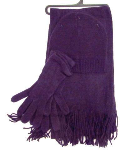 hat and glove set ebay