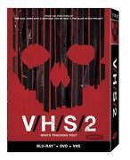 Blu-ray VHS