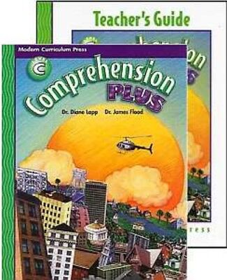 3rd Grade 3 MCP Comprehension Plus Level C Homeschool Curriculum Kit Reading