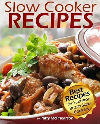 Slow Cooker Recipes  Best Slow Cooker Recipe Cookbook with Easy  (Best Easy Slow Cooker Recipes)