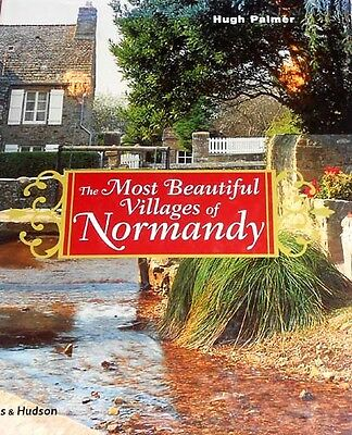 34 Beautiful Villages Normandy France Manche Calvados Orne Eure Seine-Maritime