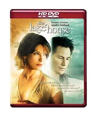 The Lake House  Hd Dvd  New Keanu Reeves  Sandra Bullock  Christopher Plummer  E