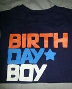 Carters Birthday Shirt