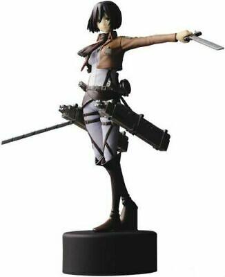 Anime Attack On Titan Mikasa Ackerman PVC Figure New No Box 15cm segunda mano  Embacar hacia Argentina