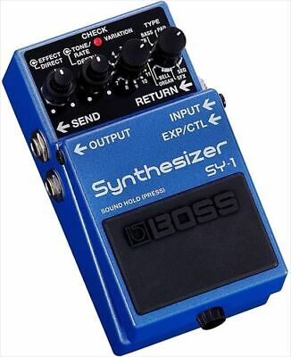 SY-1 Synthesizer Guitar Effect Stomp Pedal