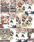 Tom Brady Football Card Lot