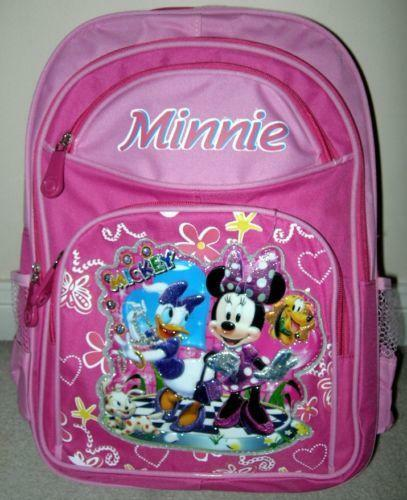 e6f6eb0bfadf Mickey Mouse Backpack