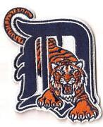 Detroit Tigers Patch