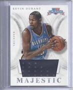 Kevin Durant Jersey Card