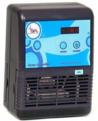 QFL BreathePure Ozone Air Purifier Smoke and Odor Eater, deodorizer and more