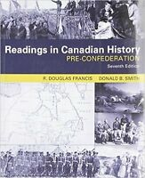 Readings In Canadian History:Pre-Confederation (Seventh Edition)