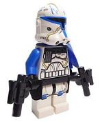 Lego Star Wars Minifigures Captain Rex