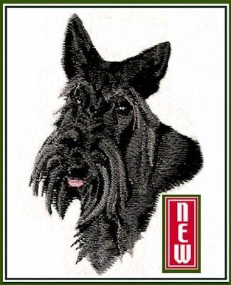 Embroidered Sweatshirt - Scottish Terrier BT7067 Sizes S - XXL